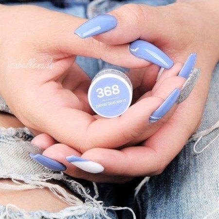 368. Pastel Blue Jeans Lakier hybrydowy