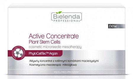 Bielenda Aktywny koncentrat z roślinnymi komórkami macierzystymi - 10 x 3 ml