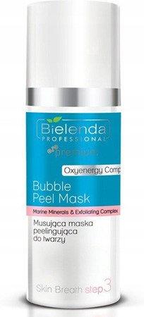 Bielenda Musująca maska peelingująca do twarzy 45 ml