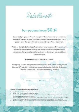 Bon podarunkowy Delicate Hearts IsabelleNails 50 zł