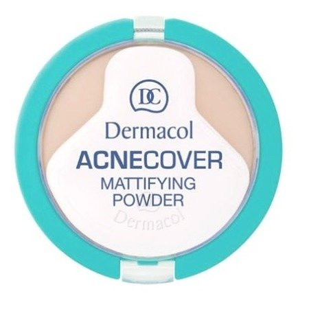 Dermacol Puder matujący AcneCover Shell 11 g