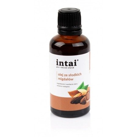 Intai Olej ze słodkich migdałów 50ml