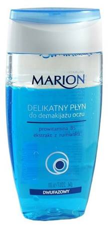 MARION Dwufazowy płyn do demakijażu oczu 150 ml