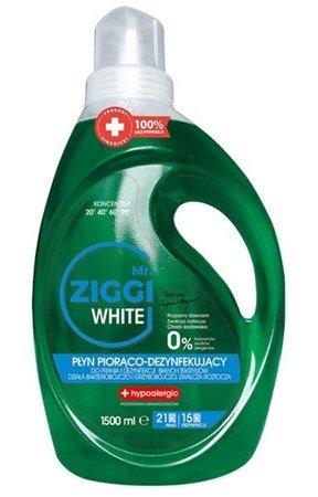 Mr. ZIGGI płyn do prania białego 1500 ml