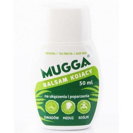 Mugga Balsam kojący na ukąszenia i poparzenia przez owady 50 ml