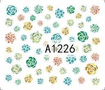 Naklejki wodne A1226