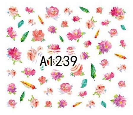 Naklejki wodne A1239