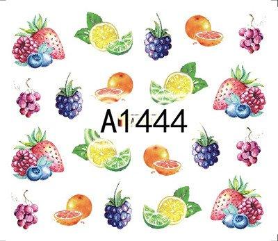 Naklejki wodne A1444