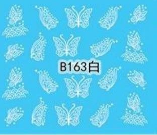 Naklejki wodne B163