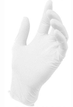 Rękawiczki rękawice lateksowe M