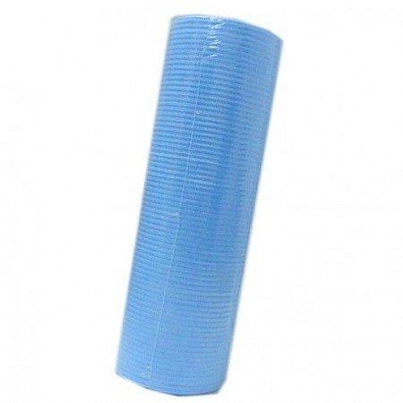 Serwety podfoliowane bibułowo-foliowe kolor niebieski