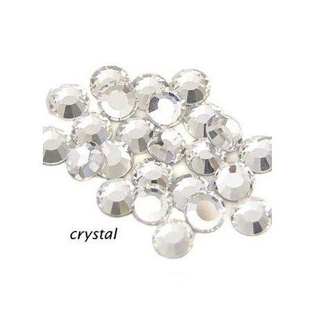 Swarovski Cyrkonie SS10 50 sztuk Crystal