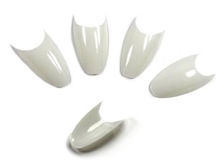 Tipsy migdałki white Claro 120 szt