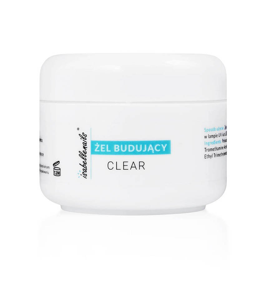 Żel budujący Clear 15 ml
