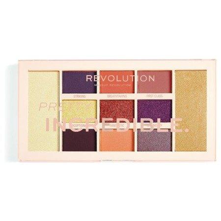 Zestaw do makijażu z paletą Makeup Revolution M1